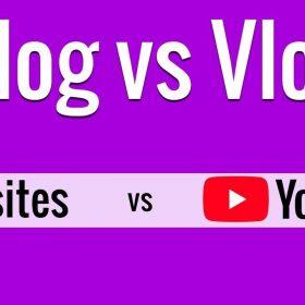 BLOGGING VS. VLOGGING: CÓMO ELEGIR